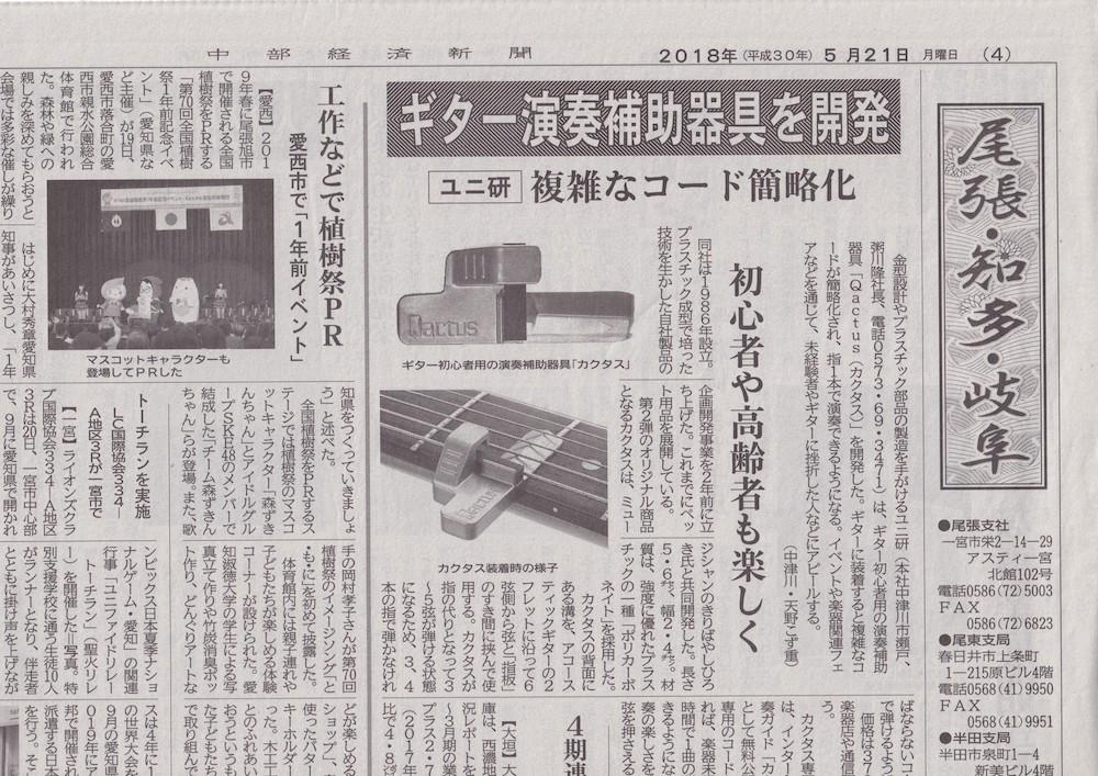 商品開発:新聞